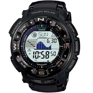 Casio Protrek Tough Solar Triple Sensor Watch PRG 250 1A PRG250