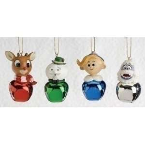 RUDOLPH Red Nosed Reindeer & Friends Jingle Bell Buddies