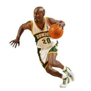 City Thunder NBA Fathead REAL.BIG Wall Graphics