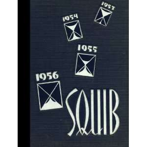 Reprint) 1956 Yearbook Shelbyville High School, Shelbyville, Indiana