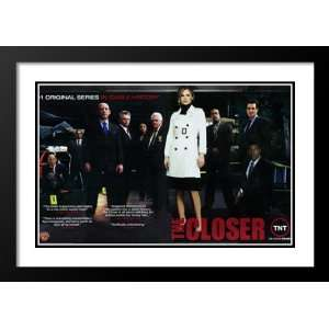 , The (TV) 20x26 Framed and Double Matted TV Poster   Style E 2005