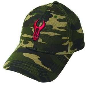 Badlands Logo Hat (Camo): Sports & Outdoors