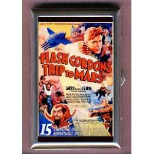 FLASH GORDON MARS BUSTER CRABBE Coin, Mint or Pill Box