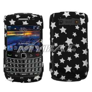 BLACKBERRY: 9700 Onyx/Bold 2 White Star/Black (Sparkle