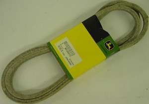 NIB* JOHN DEERE TRACTION DRIVE BELT M126012 LT133 ENGINE TO