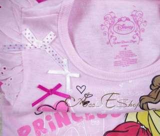 Girls Size 4 5 6 6X Disney Princess Costume Party Summer Dress Skirt