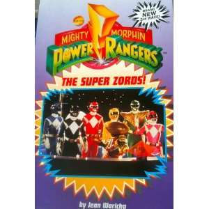 Mighty Morphin Power Rangers: Super Zords! (Mighty Morphin Power