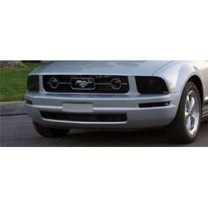 GT Styling 05 09 Ford Mustang V6 Pony Package 6 Piece Headlight, Fog
