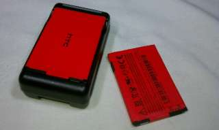 Battery Charger HTC Status ChaCha Facebook Dock Travel Wall Home