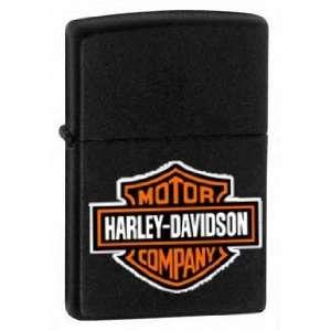 Harley Davidson Classic Logo Zippo Lighter #19  Sports