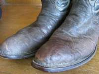 VINTAGE COWBOY BOOTS~MENS ELEPHANT TONY LAMA WESTERN FANCY~10 1/2 B