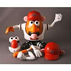 Sports Spuds Arizona Diamondbacks Mr Potato Head
