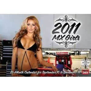 2011 MX Girls Bikini Calendar Office Products