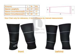 New Sport Bike Bicycle Cycling Winter Knee Warmer DB142