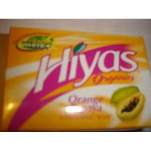 Hiyas Organics Orange papaya whitening soap Beauty