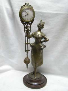 Wonderful attractive Copper Belle Swing Machine Clock