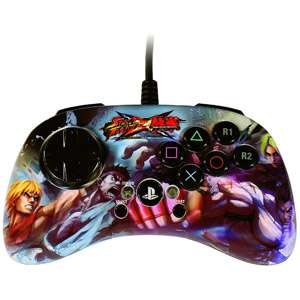 Slim Design for Street Fighter x TEKKEN, Ryu (PS3): Accessories