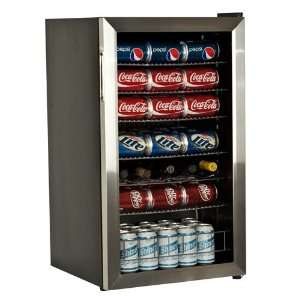 EdgeStar 103 Can and 5 Bottle Extreme Cool Beverage Cooler