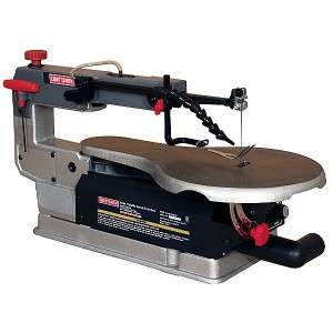 Craftsman 16 Variable Speed Scroll Saw Model # (21602)