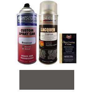 Vapor Silver Metallic Spray Can Paint Kit for 2009 Mercury Milan (ZY