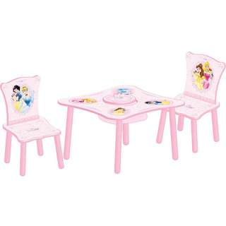 Disney Princess Vanity Table Stool And Lots Of Accessories