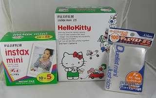 Fuji instax mini 25 Hello kitty Camera + 50 + Gift★★