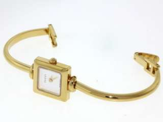 Gucci 1900L Quartz Gold Tone Stainless Steel Womens Watch