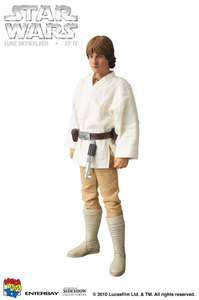 Ultimate Unison   Medicom Toy & Enterbay Star Wars   Luke Skywalker