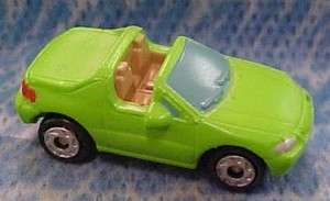 Micro Machines 1993 1997 Honda (Civic) Del Sol Bright Green