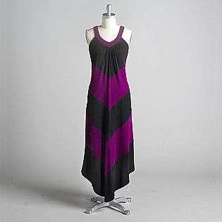 Color Block Maxi Dress  Uniform JPR Clothing Womens Dresses