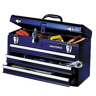 Drawer Metal Portable Chest   Midnight Blue  Craftsman Tools Tool
