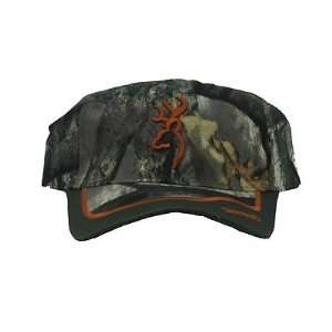 Browning Eastfork Camo Cap Treestand: Sports & Outdoors