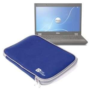 Blue Neoprene Laptop Case For Dell Latitude 15.6 Electronics