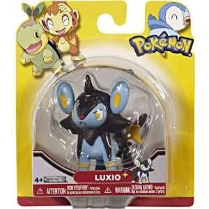 Pokemon Series 17 Basic Figure Luxio: Toys & Games