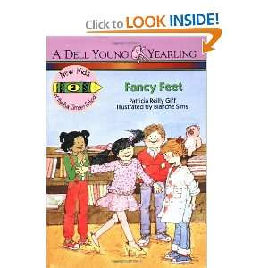 Fancy Feet (The New Kids of Polk Street School