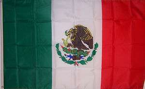 NEW BIG 2X3ft MEXICO MEXICAN STORE BANNER FLAG FLAGS