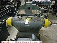 Double Spindle Buffing Machine