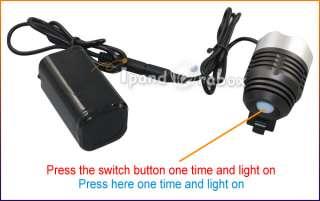 SSC P7 1200Lm LED Bicycle bike Light HeadLight headLamp