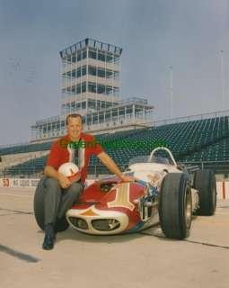 1964 A.J. Foyt Indianapolis 500 Race Photo