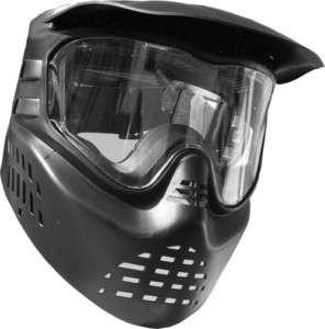NEW Goggles GXG XVSN Mask Anti Fog Paintball  Black