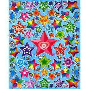 Stars STICKER SHEET C179 ~ great for reward charts Everything Else