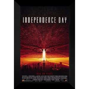 Independence Day 27x40 FRAMED Movie Poster   Style E: Home
