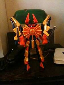 power ranger samurai octoe zord