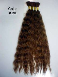 Spanish Wavy Human Hair Extensions 26