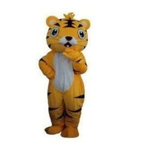 Toy tiger cartoon Character Costume Health & Personal Care