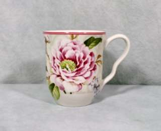 222 Fifth Jennifer Fine China Coffee Cup / Mug New