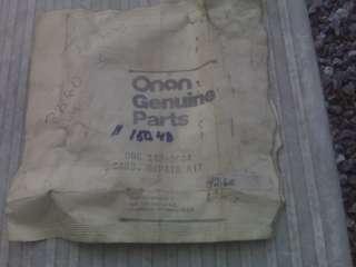 ONAN 142 0664 CARBURETOR REPAIR KIT PARTIAL NOS