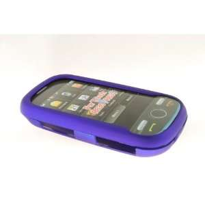 Samsung Messager Touch R630 Hard Case Cover for Blue