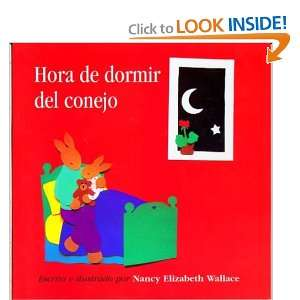 Rabbits Bedtime Spanish/English Edition : Hora De Dormir