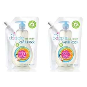 Baby Bottle & Dish Liquid   Refill Pack (Pack of 2) Home
